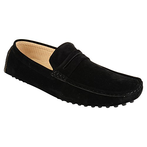 Shoes Click ,  Herren Loafer Schwarz