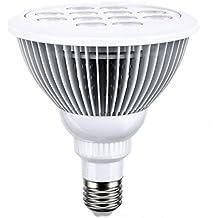 12W 85–265VAC alluminio AC Grow Tent LED luce crescita delle piante Pinne e parte può essere personalizzato PAR38LED luce crescita delle piante per interni