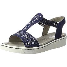 reasonably priced undefeated x best Suchergebnis auf Amazon.de für: jenny by ara sandalette blau ...