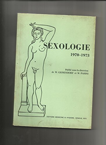 Sexologie 1970-1973