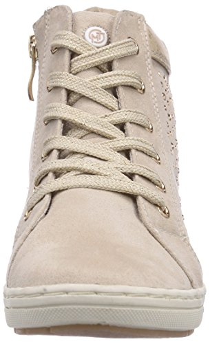 Marco Tozzi 45200 Mädchen Hohe Sneakers Mehrfarbig (Dune Comb / 435)