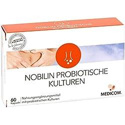 Nobilin Probiotische Kulturen Kapseln 60 stk