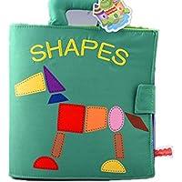 Cot Toys Baby Boy Book / Baby Buch Mädchen / Alphabet Buch / Spielzeug Buch / Kinder Aktivität Buch / Baby Buch Set / Kleinkind Buch festgelegt preisvergleich bei kleinkindspielzeugpreise.eu