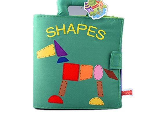 Baby & Kleinkind Spielzeug Kinderbett Zubehör Baby Boy Book/Baby Buch Mädchen/Alphabet Buch/Spielzeug Buch/Kinder Aktivität Buch/Baby Buch Set/Kleinkind Buch festgelegt