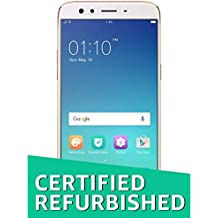(Certified REFURBISHED) Oppo F3 Plus (Gold, 64GB)