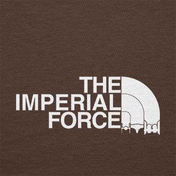 TEXLAB - The Imperial Force - Damen T-Shirt Braun