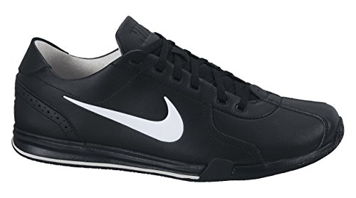 Nike Herren Circuit Trainer Ii Turnschuhe, Schwarz, 41 EU Schwarz / Weiß / Silber (Schwarz / Weiß-Pure Platinum)