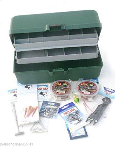 Generic NV _ 1001002540_ YC-UK2ockerhin Kit de accesorios ganchos e Acc 200tema mar y Kit Gira Beads S Swi perlas de aparejos de pesca aparejos Shocker 200Ite