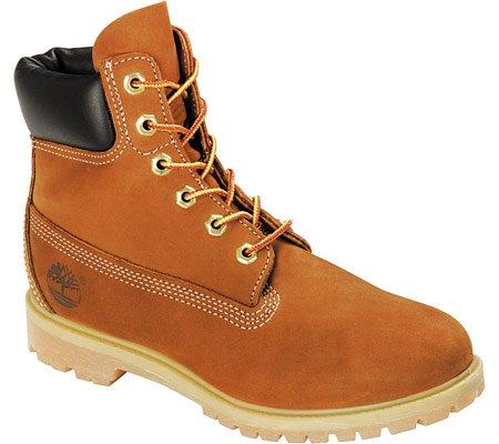 Timberland 6 Inch Premium Boots (6609A) Arancione