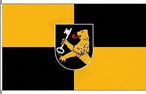 Königsbanner Kleinflagge Selzen - 40 x 60cm - Flagge und Fahne