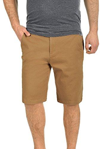 !Solid Lamego Herren Chino Shorts Bermuda Kurze Hose Aus Stretch-Material Regular Fit, Größe:XL, Farbe:Cinnamon (5056) -