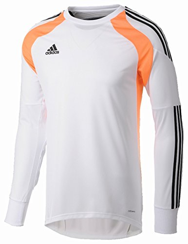 Adidas Onore Trikot (adidas Herren Bekleidung Fußball Onore 14 Torwart, White/Gloora/Black, L)