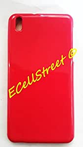 HTC Desire 816 Original R Case Pink Soft Back Case Cover Back Cover - ECellStreet