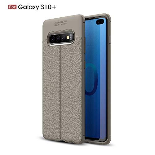 c4777f855bb CruzerLite Funda Galaxy S10 Plus, Funda Samsung Galaxy S10 Plus, Flexible  Slim Case with