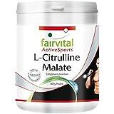 L-Citrulline 400g de poudre pure, ration pour 1 mois, convient aux végétariens, sans additifs