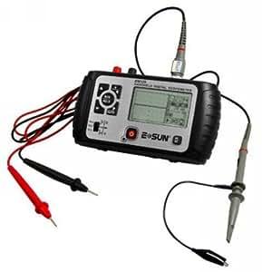 Mini Oscil Los Fieldscope Handheld Digital Scope mètres Gaïac + multimètre EM125