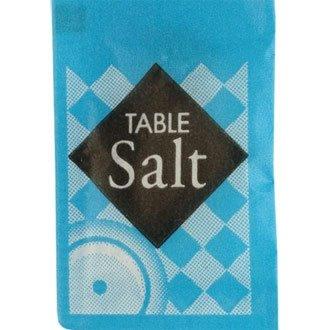 Salz Sachet Menge: 1000 x 1g. - Salz-sachet