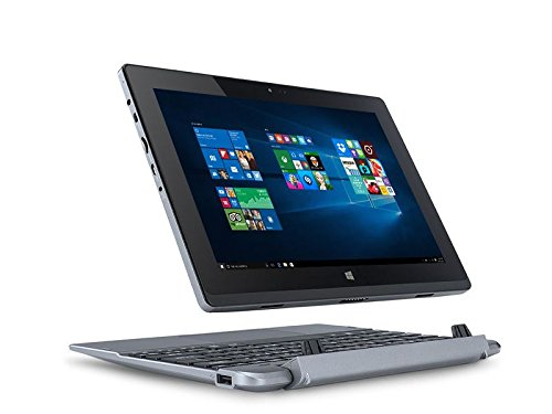 Acer 927945 One 10 S1002 Laptop (Intel Atom, 100GB Festplatte, 2GB RAM, Android 4.0 Ice Cream Sandwich) schwarz