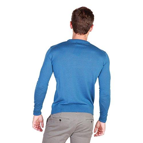 Trussardi 32M28INT Pullover Herren Blau