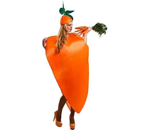Eine Karotte Kostüm - El Rey del Carnaval Kostüm