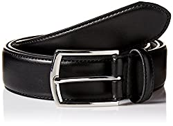 Van Heusen Mens Big-tall Mens Big and Tall Leather Dress Traveler Money Belt