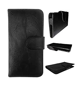 Fastway Pu Leather Pouch Case For Intex Aqua Classic