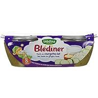 Blédina Blédiner Risotto de Courgettes Lait dès 8 Mois 2x200g -
