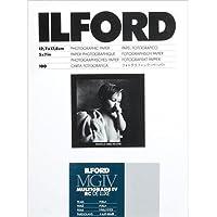 Ilford Multigrade IV Deluxe - Papel para positivado blanco y negro, 13 x 18 cm, 100 hojas, 44M