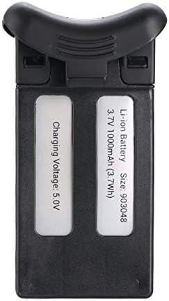OlvidoF 3.7V 1000mAh 3.7Wh Li-Po Batterie Batterie Batterie Rechargeable Pièces de Rechange Accessoires pour Drone Sj S20W RC Quadcopter UAV   Belle Qualité  815026
