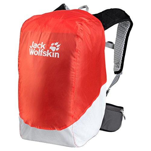 Jack Wolfskin Sicherheit 20–30L Rucksack Regen Cover, Lava Orange