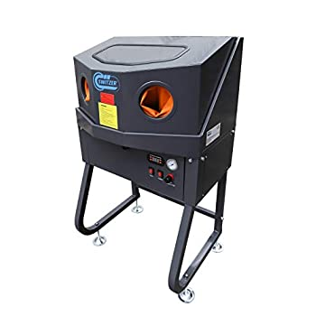 SwitZer Floor Standing Enclosed Parts Washer with Auxiliary Heating System Cleaner Workshop Cleaning Degreaser Electric Pump XH-EPW160-H