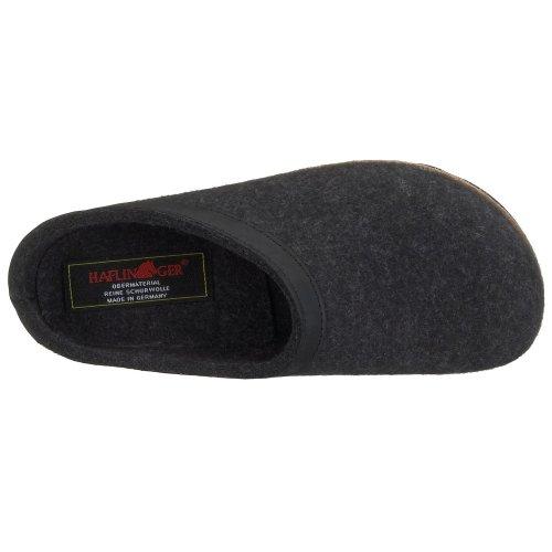 HaflingerTorben - Pantofole Donna Grau