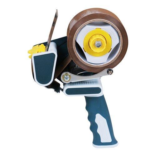Handabroller Packbandabroller Klebebandabroller K206B geräuscharme Verarbeitung mit Bremse