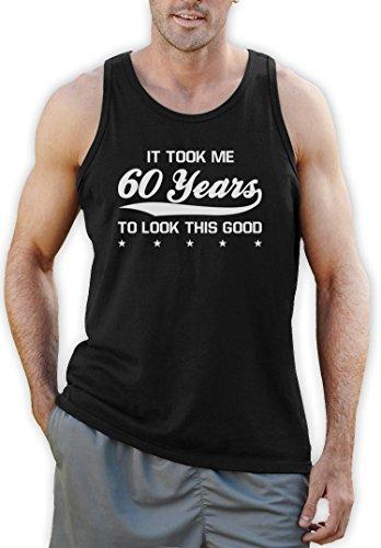 Es dauerte 60 Jahre um gutes dieses schauen Tank Top Schwarz