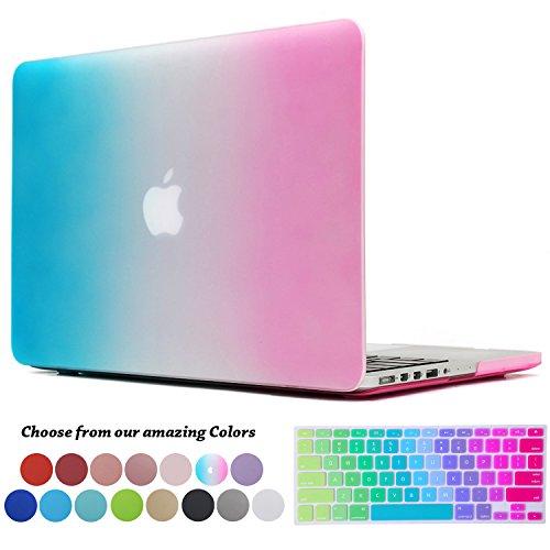 Funda-MacBook-Pro-13-pulgadas-con-Retina-DisplayTECOOLUltra-Slim-Cubierta-Plstico-Duro-Case-Cascara-con-Tapa-del-Teclado-para-MacBook-Pro-133-Pulgada-Modelo-A1502-and-A1425-Arco-iris