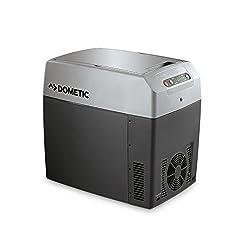 Dometic TropiCool TC 21 tragbare thermo-elektrische Kühlbox/Heizbox, 20 Liter, 12/24 V und 230 V für Auto, Lkw, Boot und Steckdose, Energieklasse A++