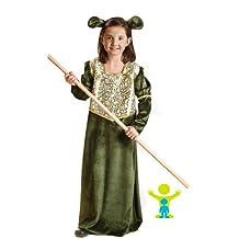 Disfraz de Ogresa Verde infantil A-(3/5A)