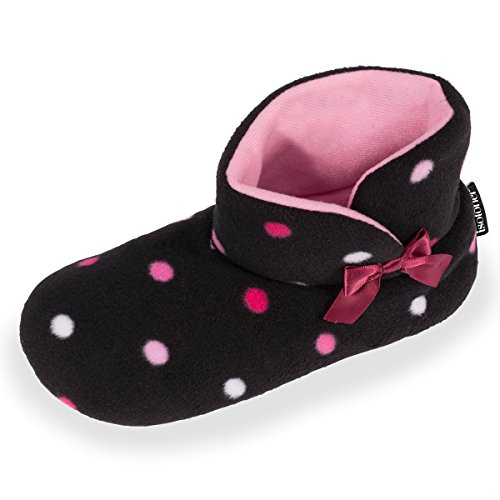 chaussons-bottillons-fille-isotoner-27-28