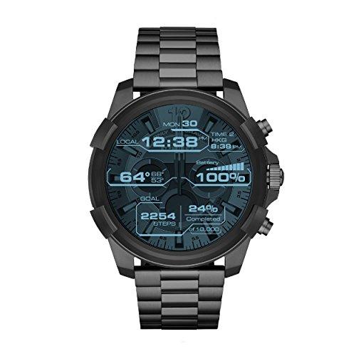 Diesel Herren Smartwatch Full Guard DZT2004