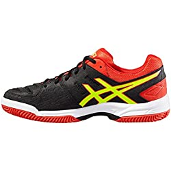 Asics Tennis Shoes Gel-Padel Pro 3 Sg Black / Yellow 44