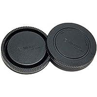 JJC L-R9 posterior Tapa del objetivo / Tapa del cuerpo para Sony E Monte NEX-3, NEX-5 Cámaras