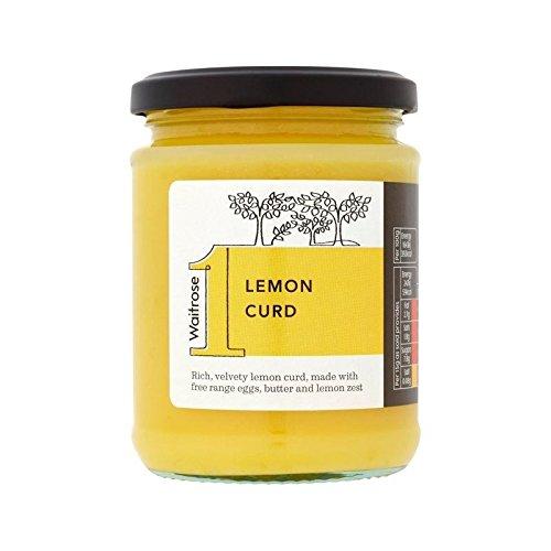 Citron Caillé Waitrose 325G - Paquet de 6
