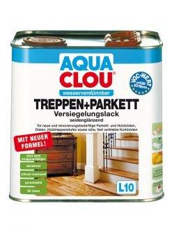 Preisvergleich Produktbild Clou Treppen- und Parkettversiegelungslack L10 0,750 L