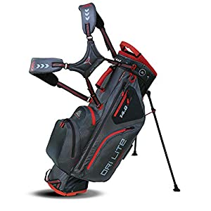 Big Max Dri Lite HYBRID Golf Cartbag & Standbag – Wasserabweisend – 2019