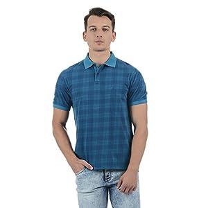 Indian Terrain Men's Printed Regular Fit T-Shirt