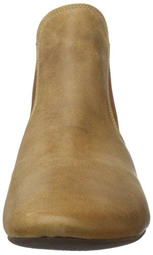 Think! Damen Guad Chelsea Boots Braun (sattel/kombi 52)
