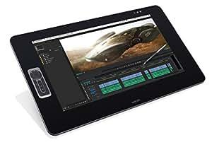 """Wacom DTK-2700 Display Interattivo Full HD, Pen Display, 2048 Livelli di Pressione, Schermo da 27"""", ExpressKeys Remote, Nero"""