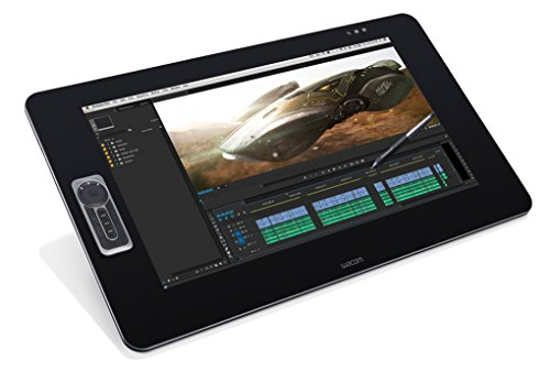 Wacom Cintiq 27QHD Kreativ-Stift-Display schwarz
