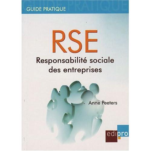 RSE : Responsabilité sociale des entreprises