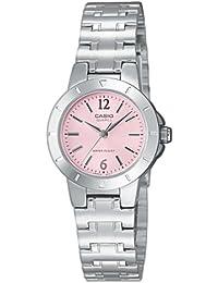 Casio LTP-1177A-4A1EF - Reloj (Reloj de pulsera, Latón, Acero inoxidable, Acero inoxidable, Acero inoxidable, Mineral)